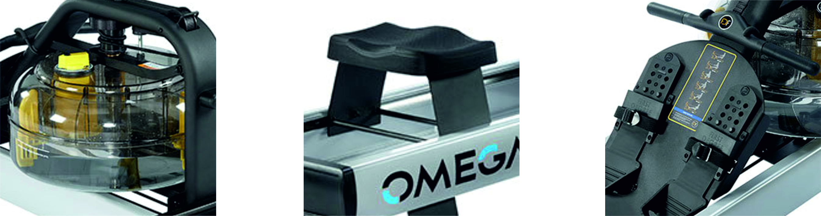 Гребной тренажер FDF OMEGA PRO XL