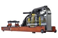 Гребной тренажер Apollo Hybrid PRO Plus V - усиленная рама из стали и американского ясеня