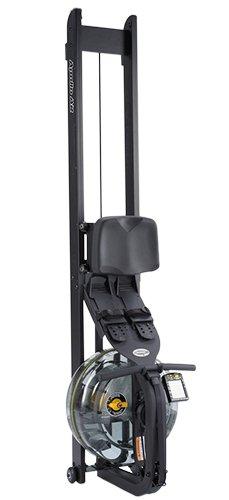 Гребной тренажер Apollo Black вертикальное хранение