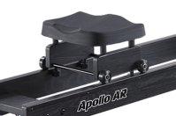 Гребной тренажер Apollo Hybrid Black - удобное сиденье
