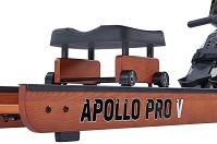 Гребной тренажер Apollo Hybrid PRO Plus V - удобное сиденье