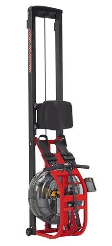 Гребной тренажер Aqua AR вертикальное хранение
