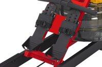 Гребной тренажер Aqua AR - упоры для ног