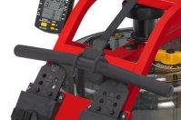 Тренажер для гребли Aqua AR - комфортные рукоятки