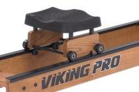 Гребной тренажер Viking PRO - удобное сиденье