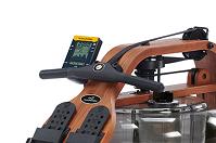 Тренажер для гребли Viking PRO XL - комфортные рукоятки