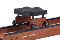 Гребной тренажер Viking PRO XL - удобное сиденье