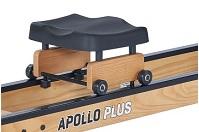 Гребной тренажер Apollo Hybrid AR - удобное сиденье