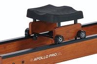Гребной тренажер Apollo PRO XL - удобное сиденье