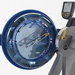 Мульти тренажер Е-720 Cycle XT - запатентованная система Fluid Technology 20 уровней