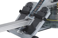 Гребной тренажер Pacific Challenge AR - упоры для ног