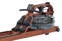 Гребной тренажер Viking 3 Plus - рама из американского ясеня высшего сорта