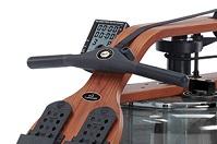 Тренажер для гребли Viking 3 Plus - комфортные рукоятки