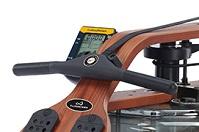Тренажер для гребли Viking 3 V - комфортные рукоятки