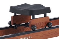 Гребной тренажер Viking 3 V - удобное сиденье